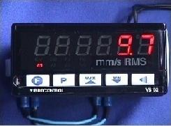 Monitores de Vibraciones Microprocesados
