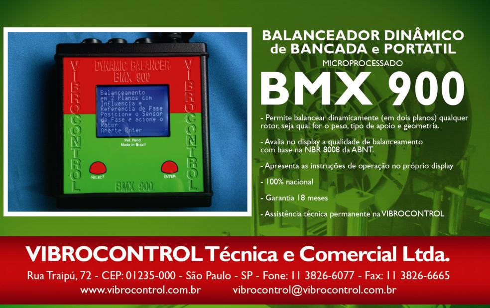 Sistemi elettronici per bilanciamento dinamico banco e portatili bmx 900