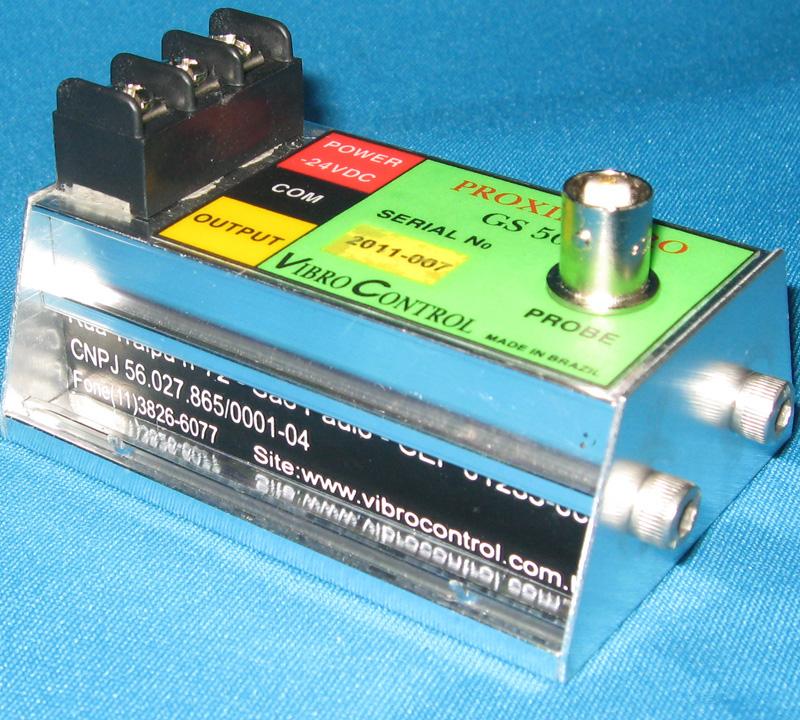 Transductor de proximidad GS5001